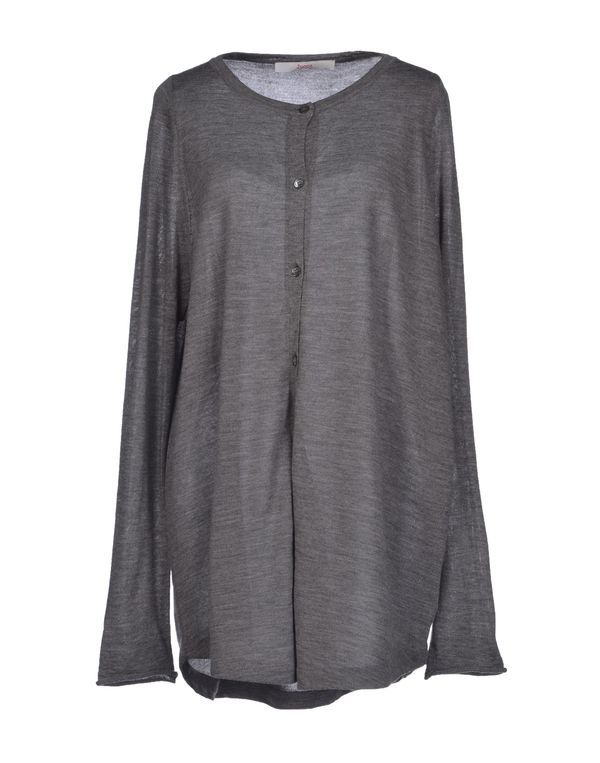 灰色 JUCCA 针织开衫