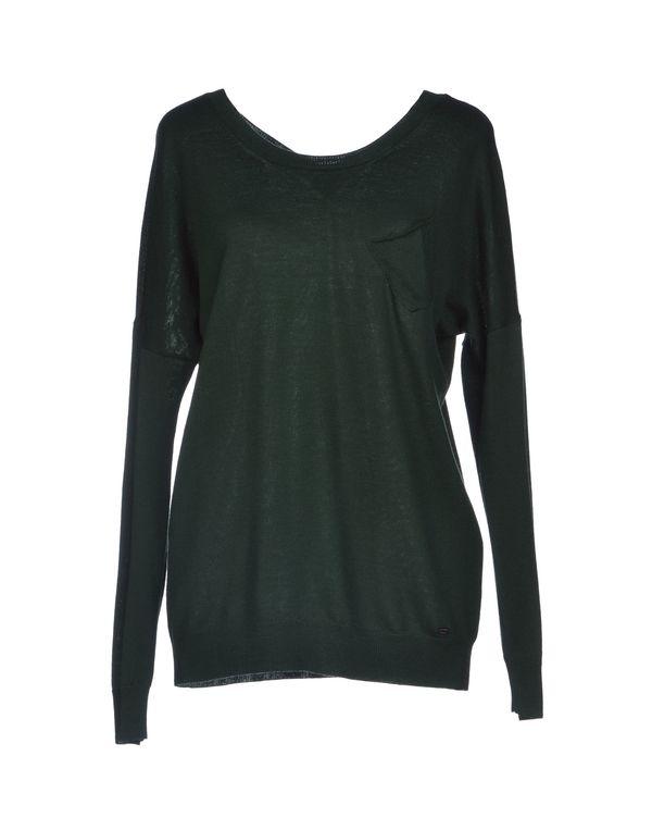深绿色 SCERVINO STREET 套衫