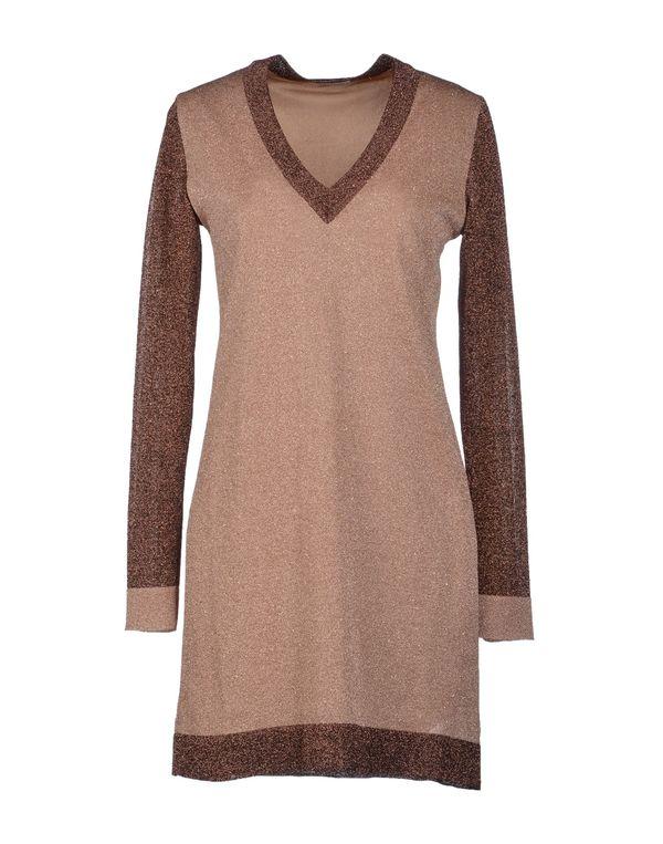 裸色 PHILOSOPHY DI A. F. 短款连衣裙