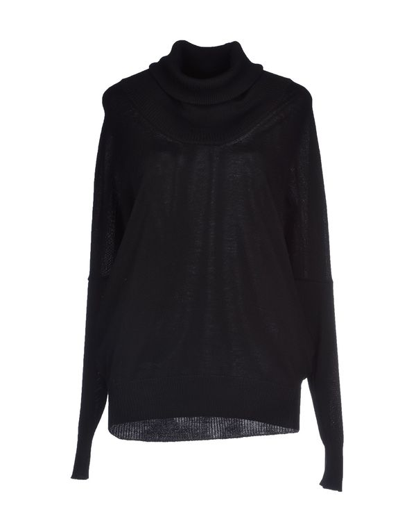黑色 LIVIANA CONTI 圆领针织衫