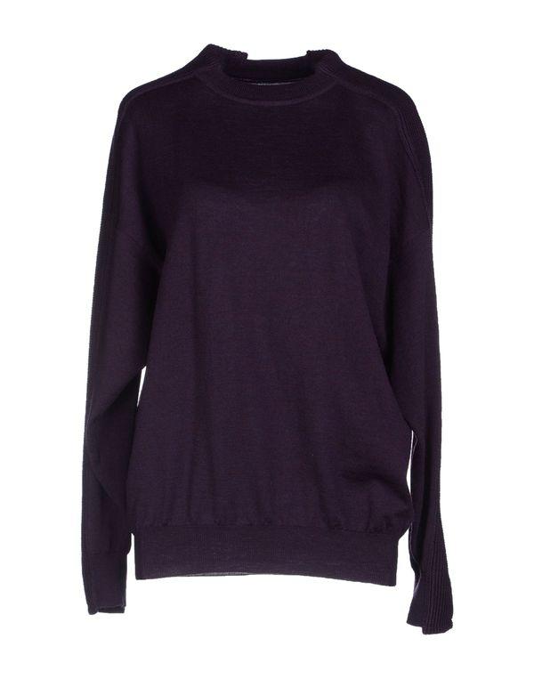 深紫色 MAISON MARTIN MARGIELA 4 套衫