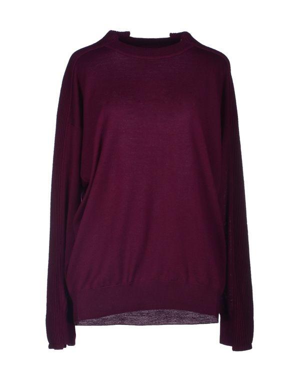 紫色 MAISON MARTIN MARGIELA 4 套衫