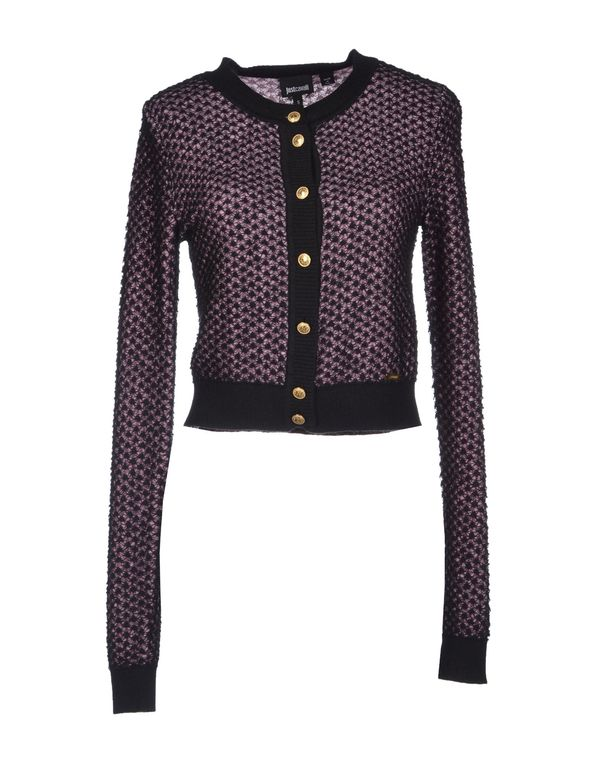 紫色 JUST CAVALLI 针织开衫