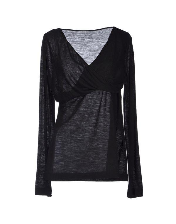 黑色 ASPESI 套衫