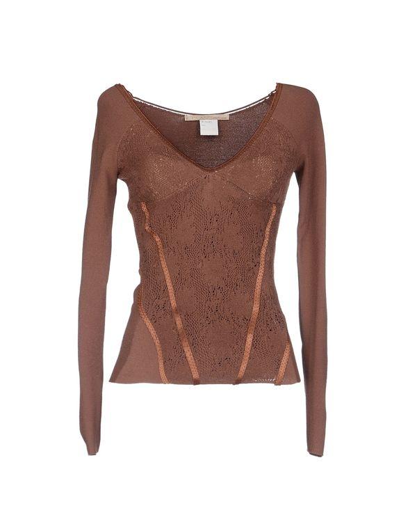 棕色 CLASS ROBERTO CAVALLI 套衫