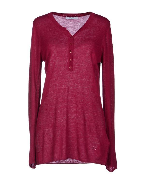 浅紫色 LIU •JO JEANS 套衫