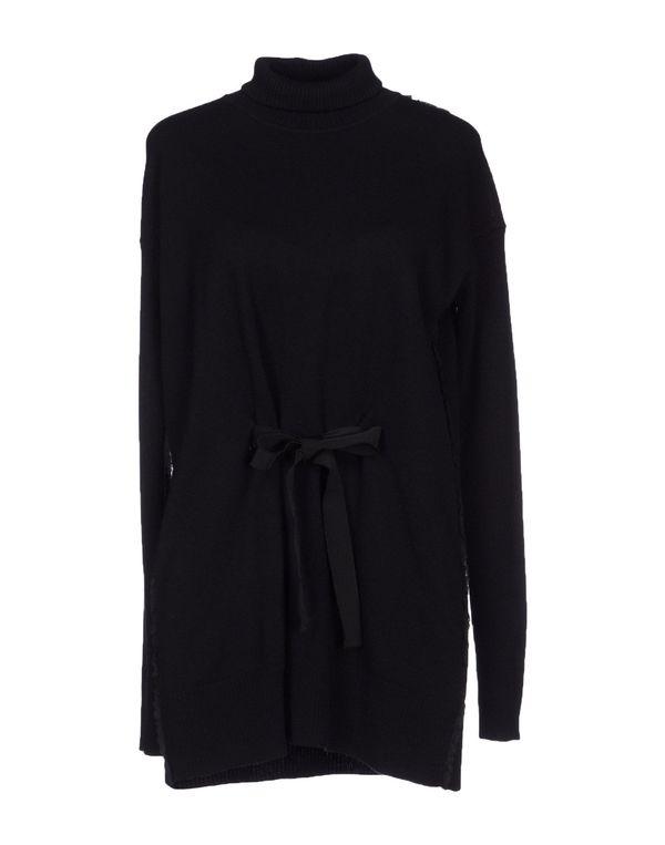 黑色 VALENTINO ROMA 圆领针织衫