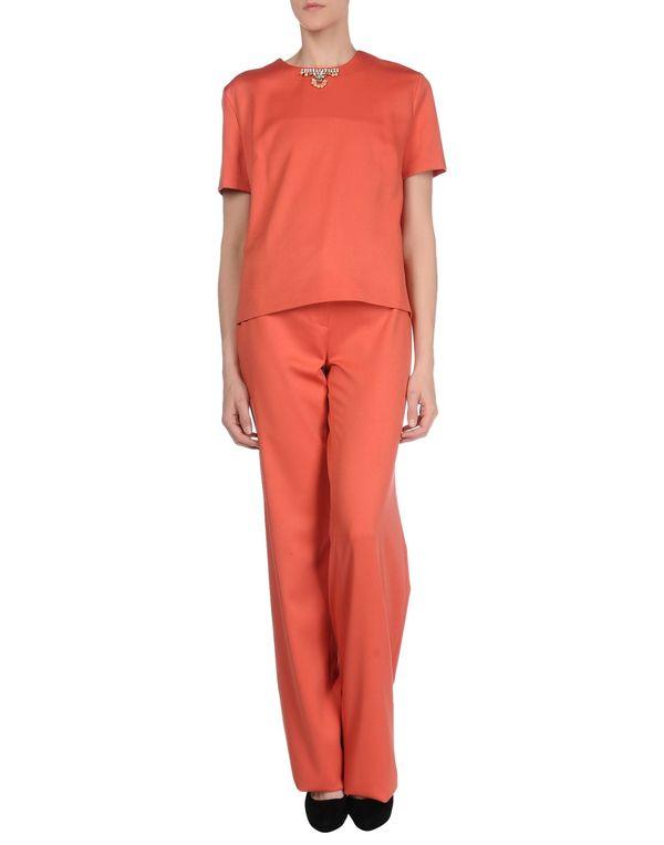 橙色 BETTY BLUE 女士套装