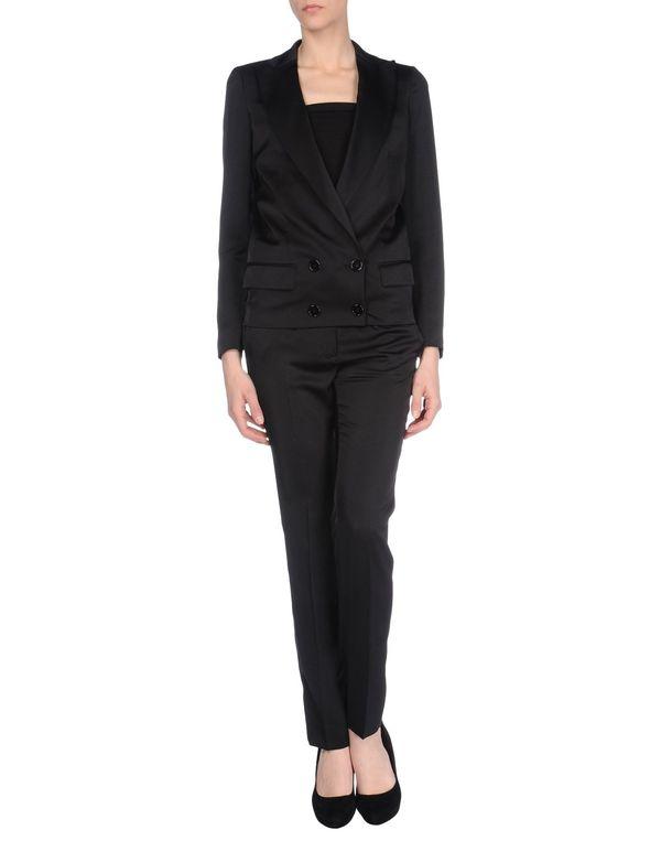 黑色 MAURO GRIFONI 女士西装套装