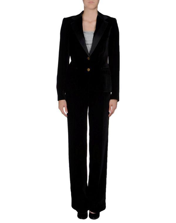 黑色 DOLCE & GABBANA 女士西装套装