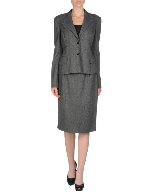 灰色 DOLCE & GABBANA 女士西装套装