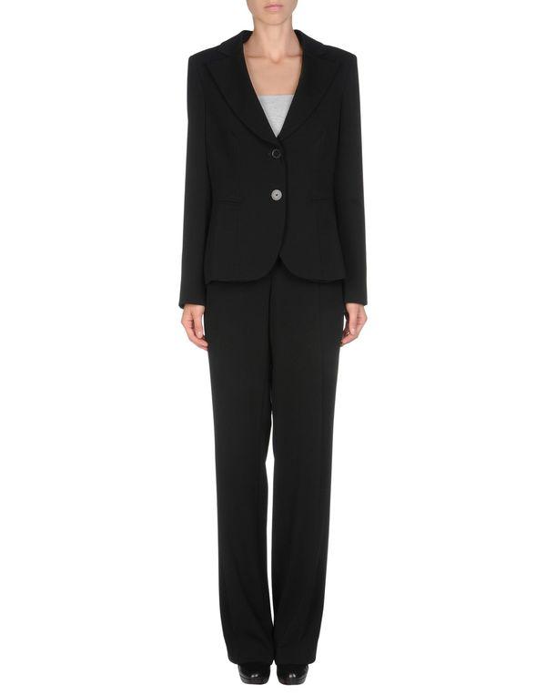 黑色 LES COPAINS 女士西装套装