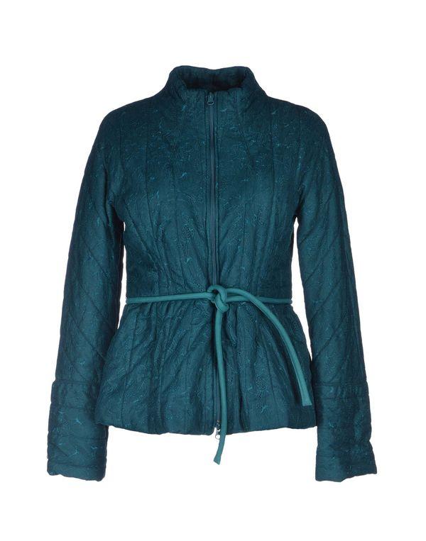 深绿色 LAVINIATURRA 夹克