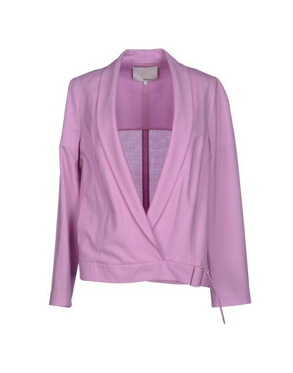 丁香紫 3.1 PHILLIP LIM 西装上衣