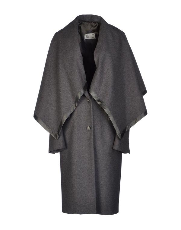 灰色 MAISON MARTIN MARGIELA 1 大衣