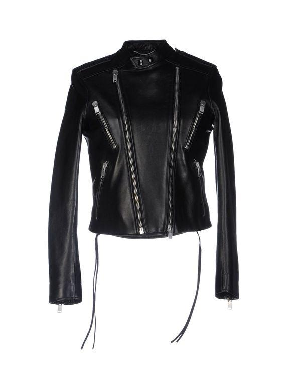 黑色 SAINT LAURENT 夹克