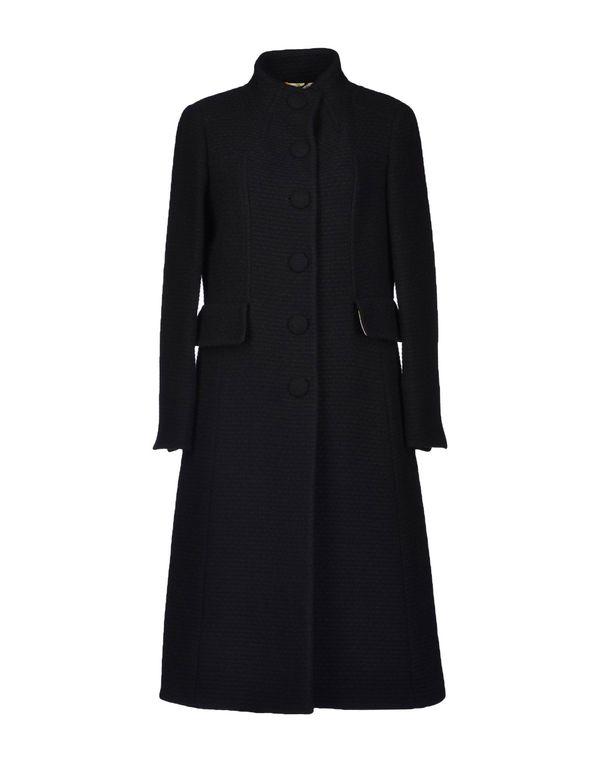 黑色 EMILIO PUCCI 大衣