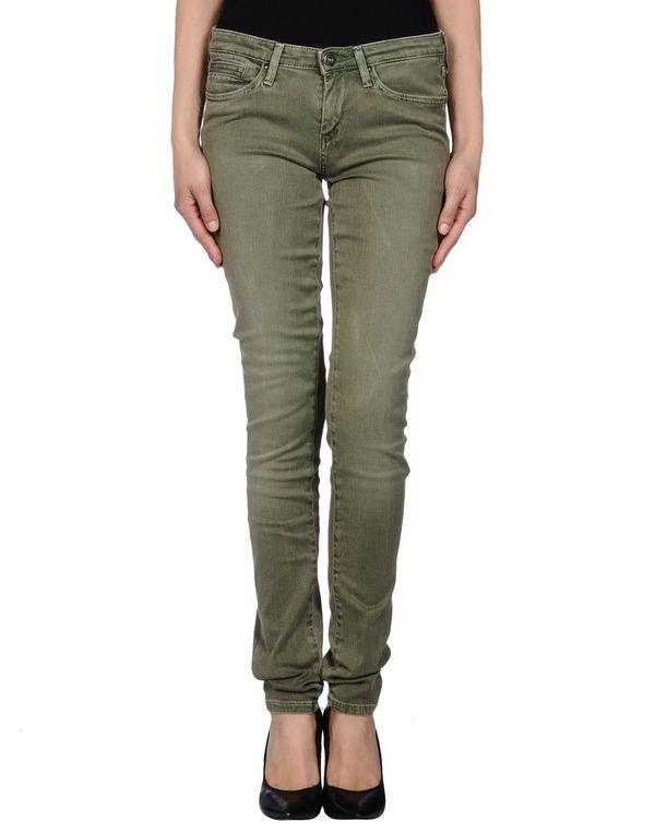 军绿色 TWENTY8TWELVE 牛仔裤
