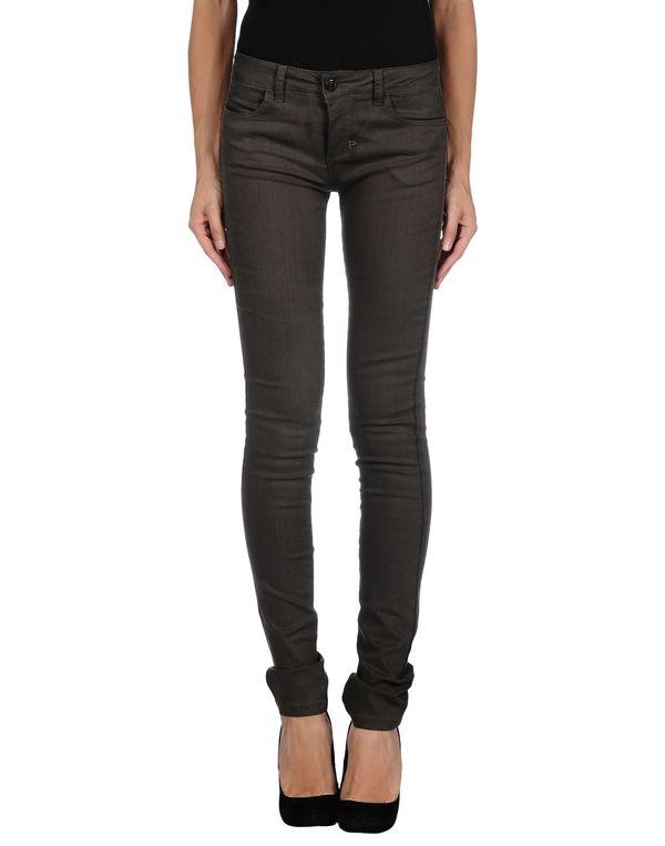 青灰色 PINKO GREY 牛仔裤