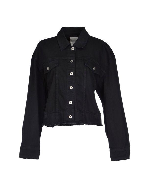 黑色 WOODWOOD 牛仔外套