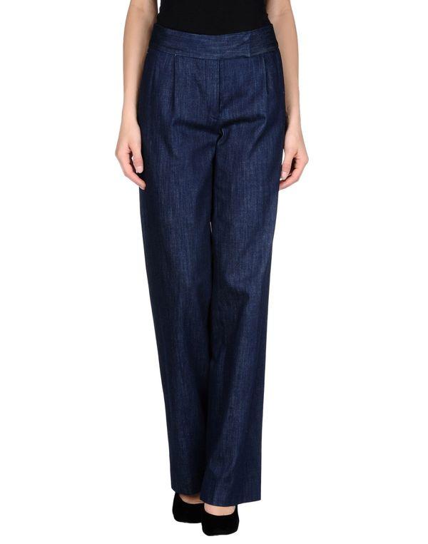 蓝色 MAURO GRIFONI 牛仔裤