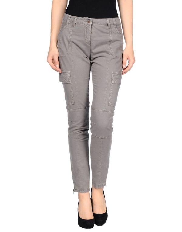 灰色 KAOS 牛仔裤