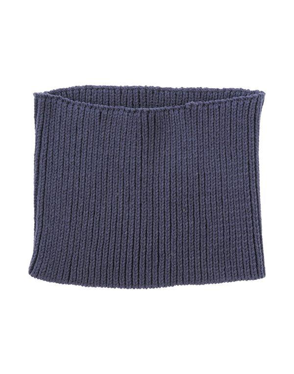 石青色 PINKO BLACK 领部装饰