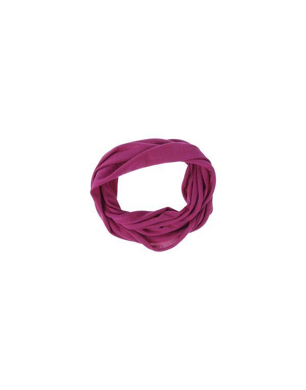紫红 NEERA 领部装饰
