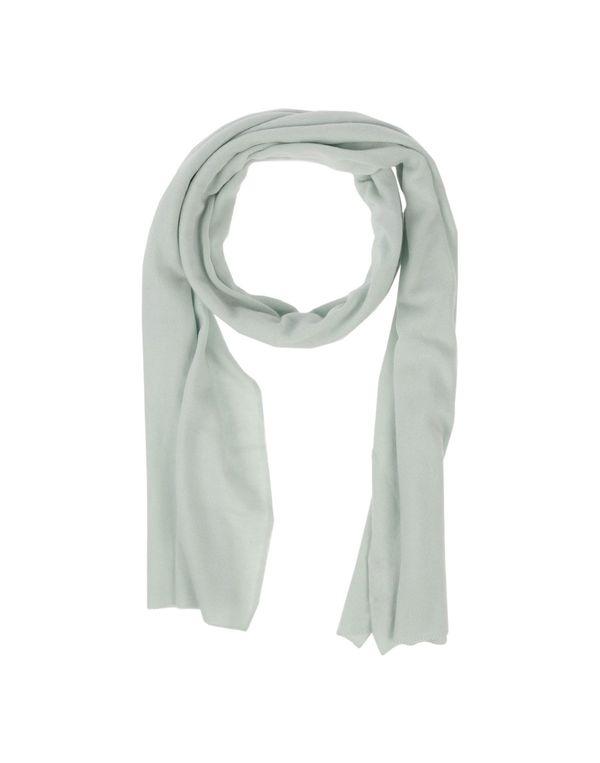 浅绿色 CRUCIANI 围巾