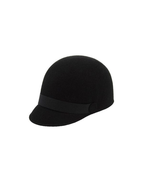 黑色 ANTONIO MARRAS 帽子