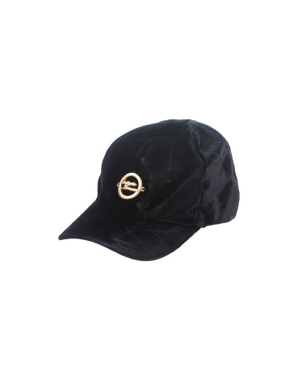 黑色 EMPORIO ARMANI 帽子
