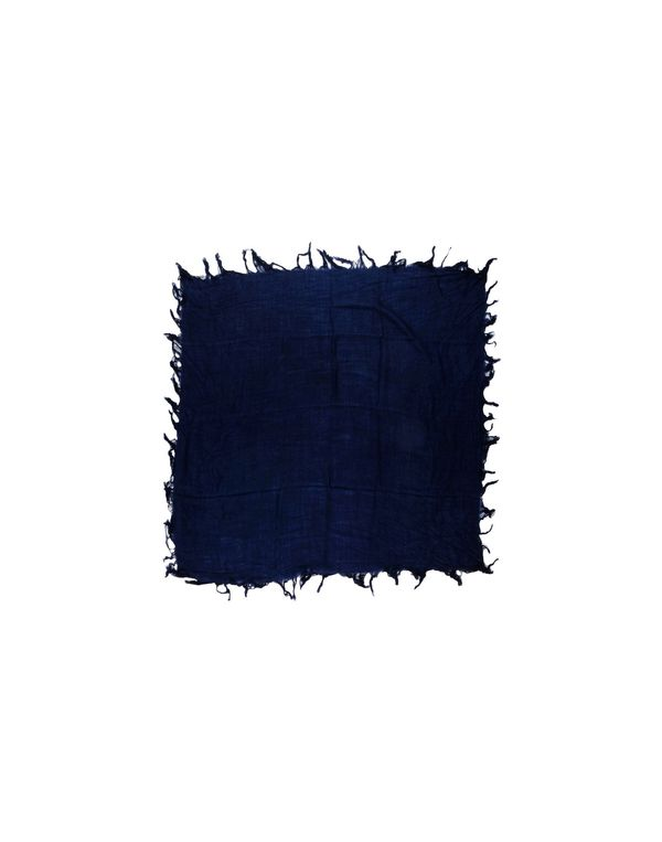 深藏青 MAURO GRIFONI 方巾