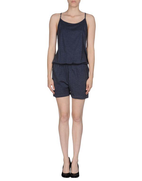 石青色 ONLY 连身短裤