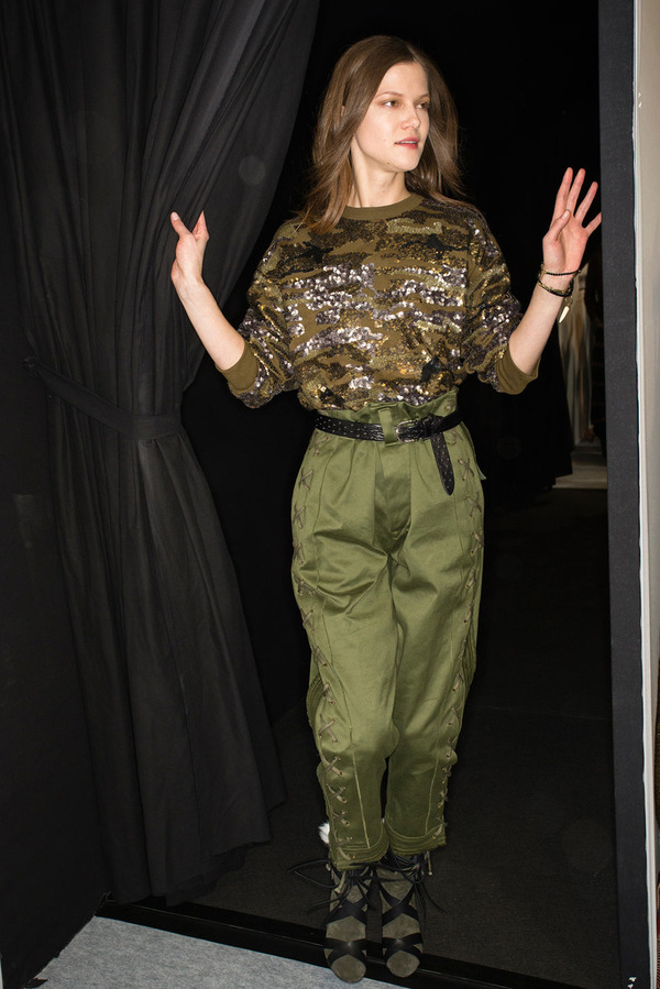 Isabel Marant2014秋冬时装秀