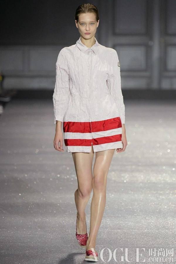 Moncler Gamme Rouge2015春夏时装秀