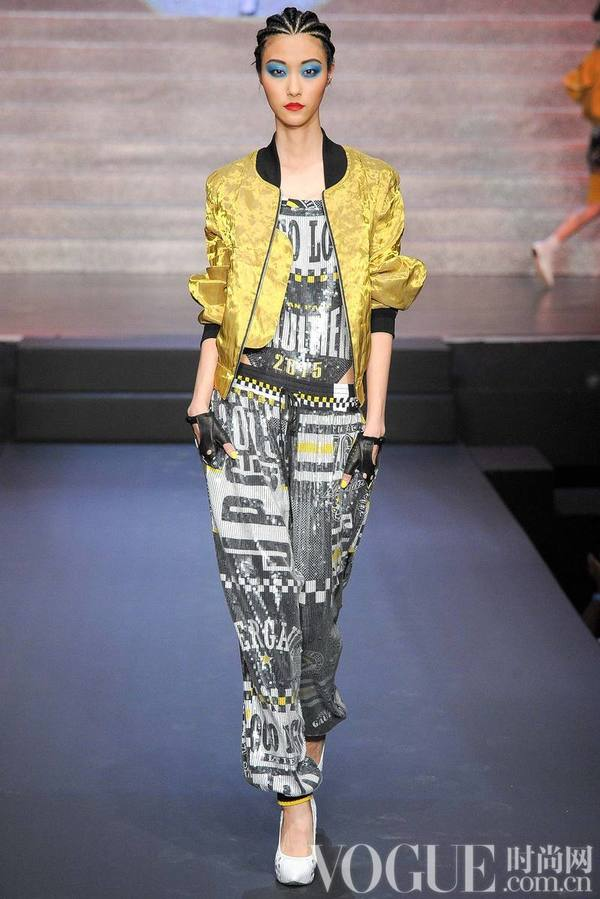 Jean Paul Gaultier2015春夏时装秀