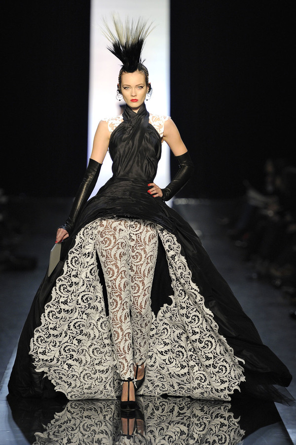 Jean Paul Gaultier2011春夏时装秀
