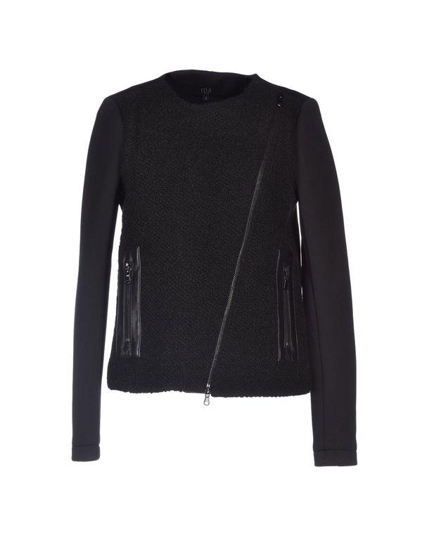 黑色 TIBI 夹克