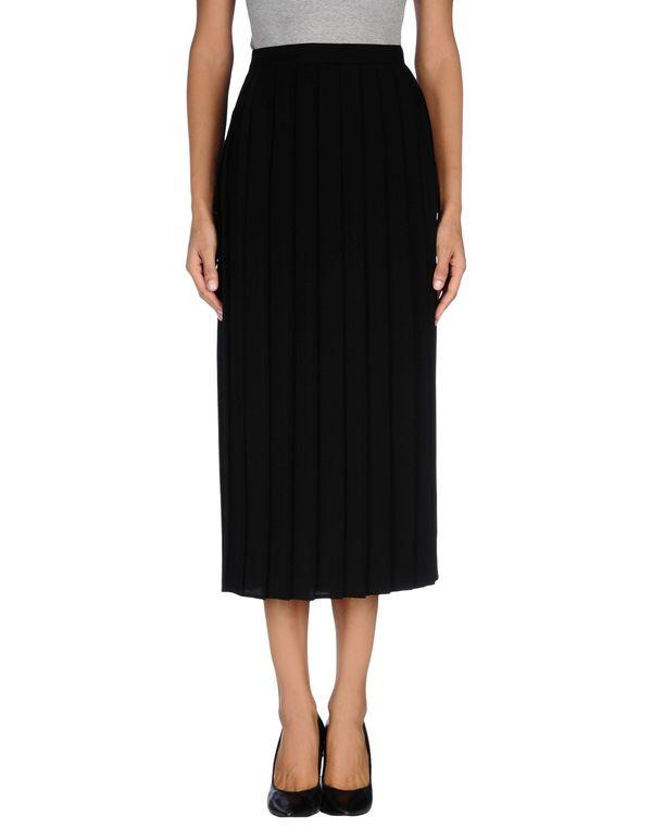 黑色 KAOS 半长裙