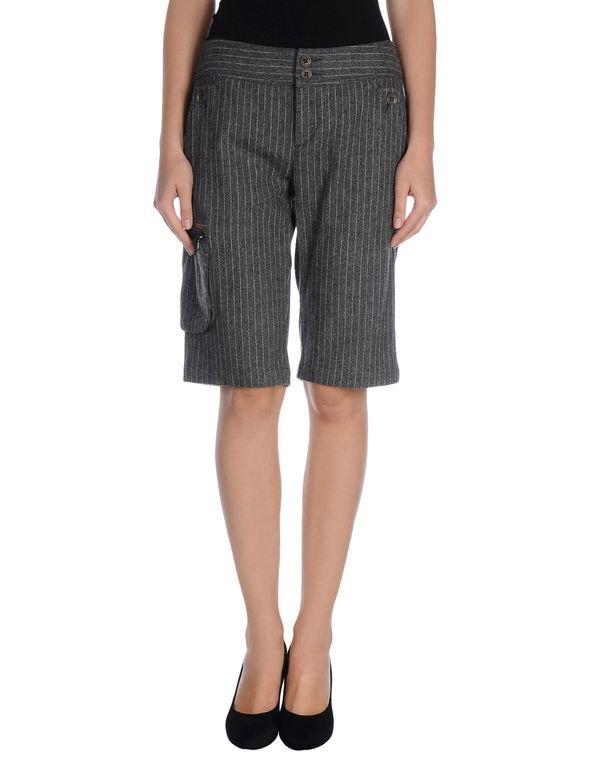 灰色 SCERVINO STREET 百慕达短裤