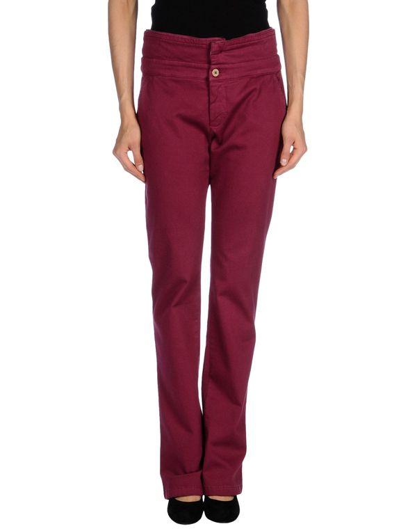 紫色 MANILA GRACE 裤装
