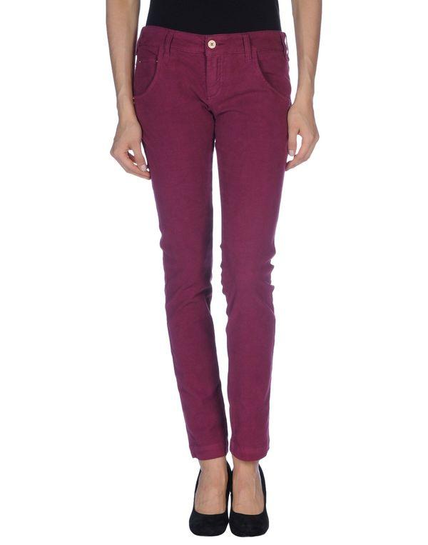 石榴红 MANILA GRACE 裤装