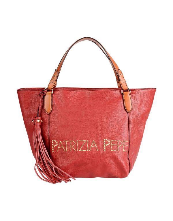 砖红 PATRIZIA PEPE Handbag