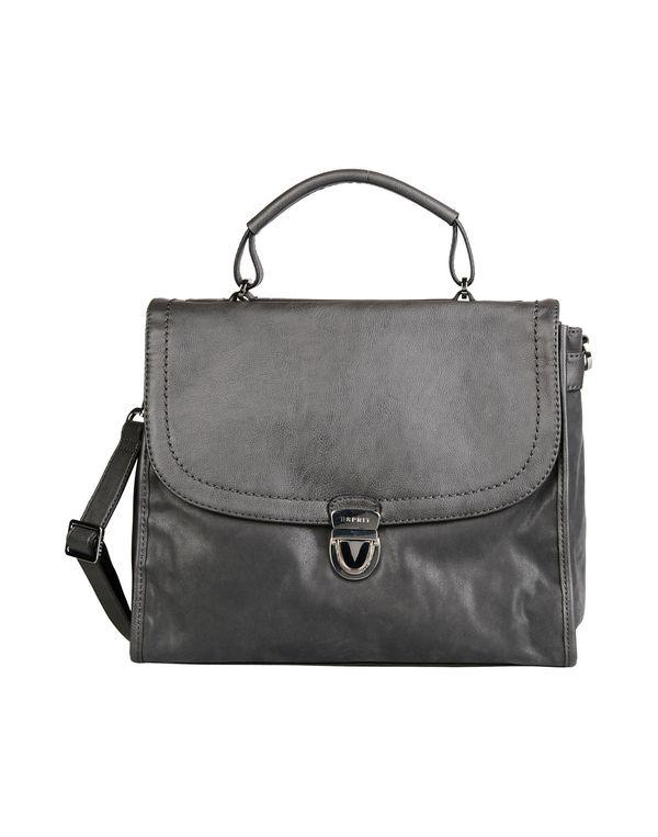 灰色 ESPRIT Handbag