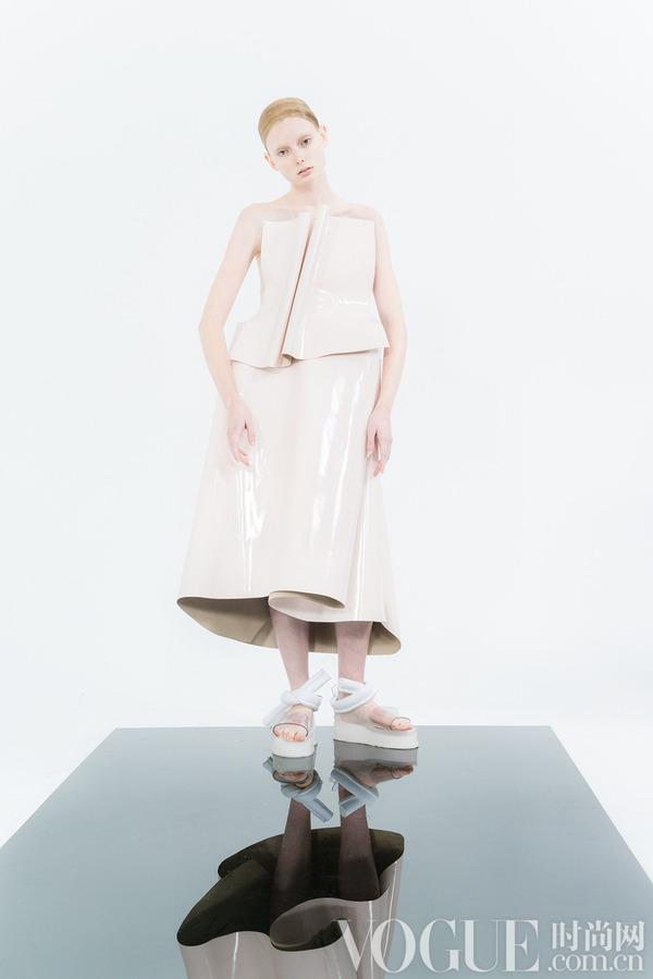 Melitta Baumeister2015春夏时装秀