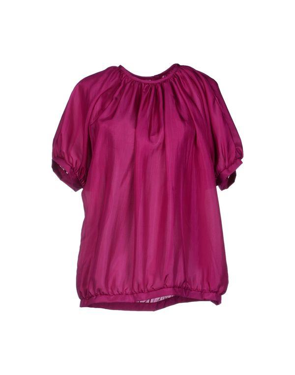 石榴红 LAVINIATURRA 女士衬衫