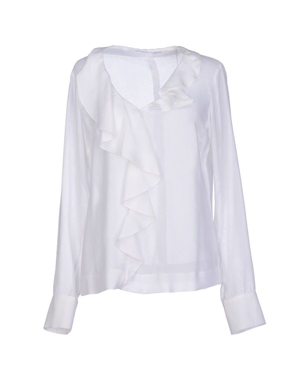 白色 LAVINIATURRA 女士衬衫