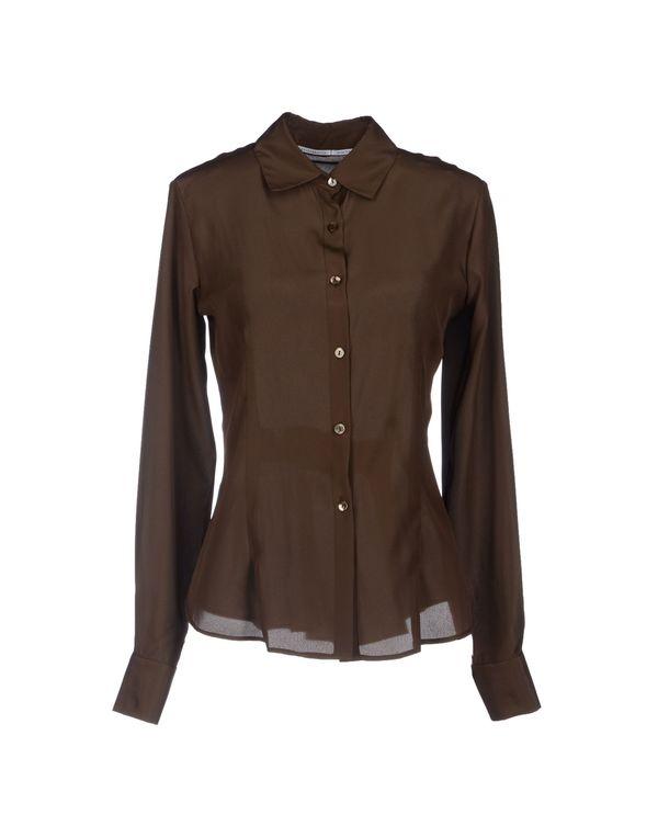 巧克力色 LAVINIATURRA Shirt