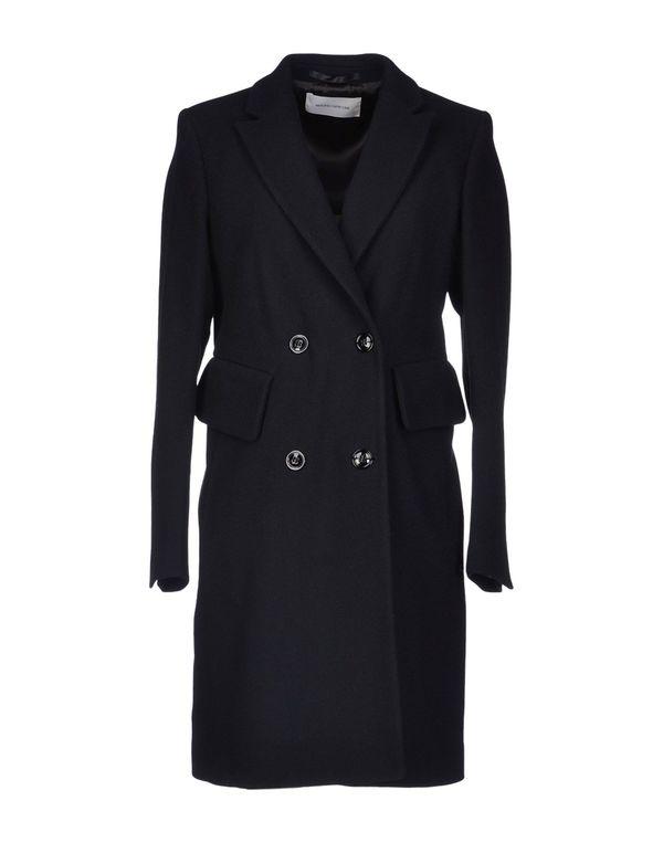 黑色 MAURO GRIFONI 大衣