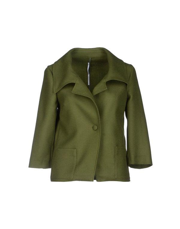 军绿色 LAVINIATURRA 西装上衣